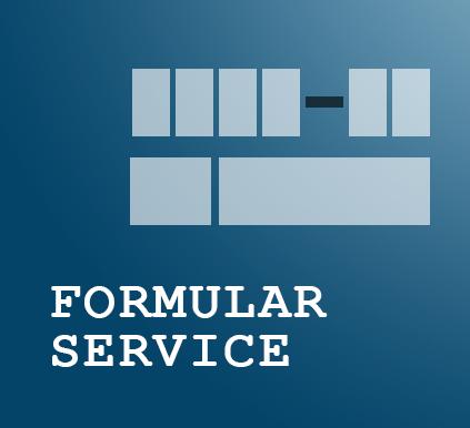 Vorausgefüllte Formulare - der Bürokratieservice